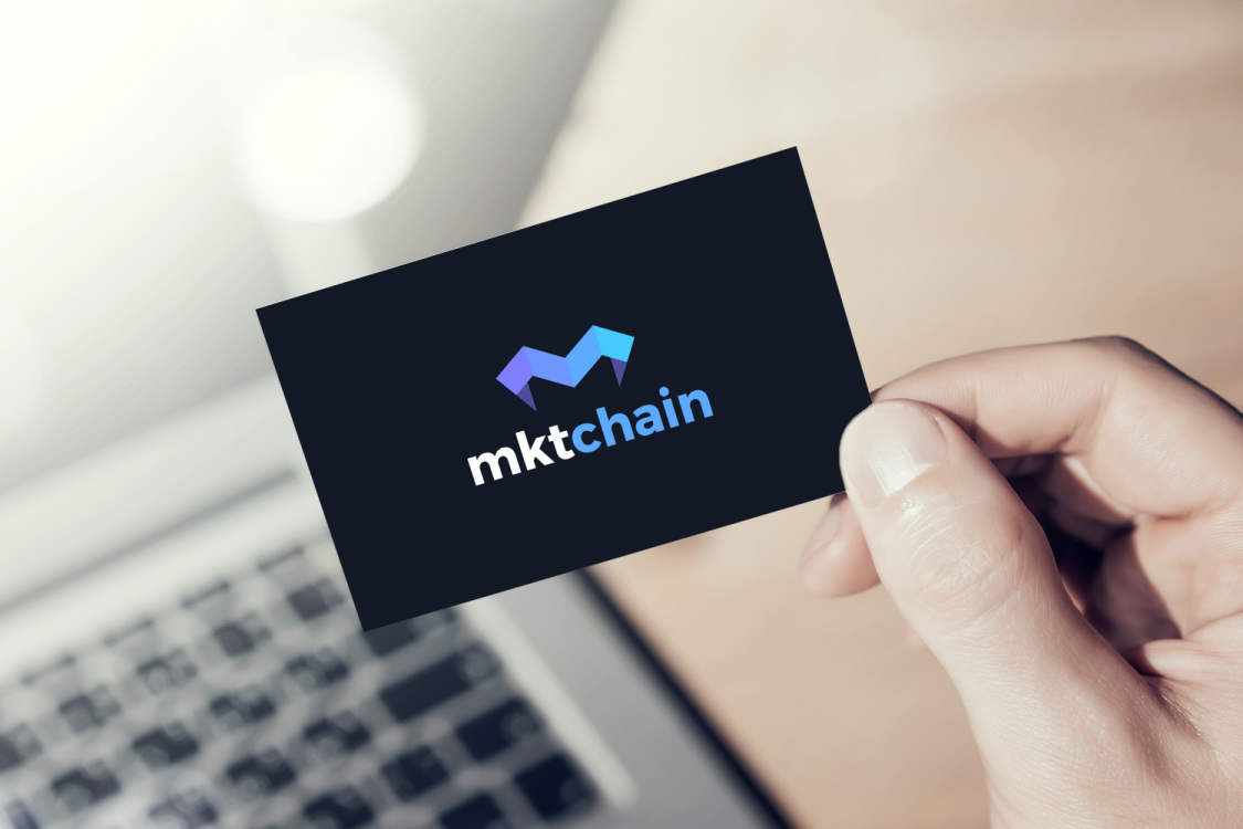 Sample branding #2 for Mktchain