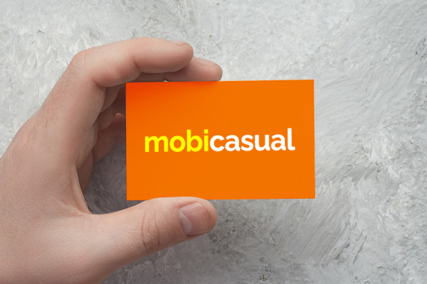 Sample branding #3 for Mobicasual