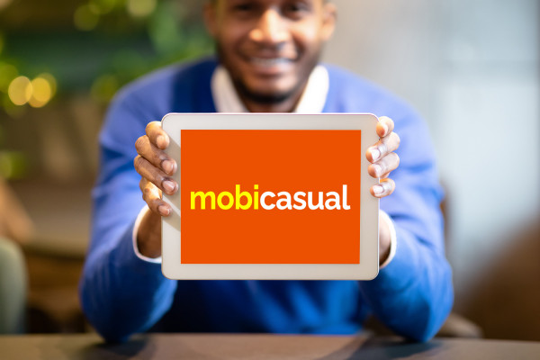 Sample branding #2 for Mobicasual