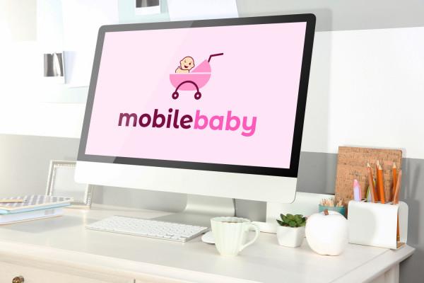Sample branding #1 for Mobilebaby