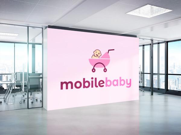 Sample branding #2 for Mobilebaby