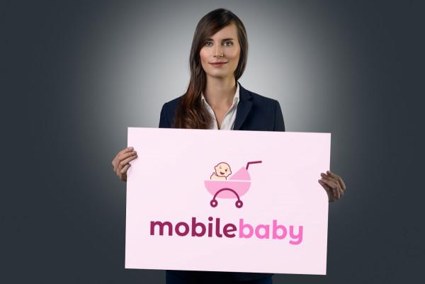 Sample branding #3 for Mobilebaby