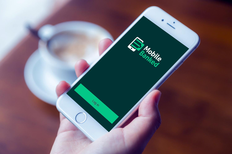Sample branding #1 for Mobilebanked