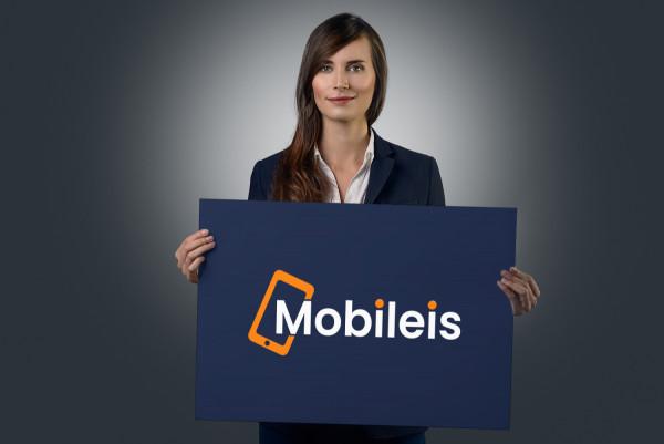 Sample branding #3 for Mobileis