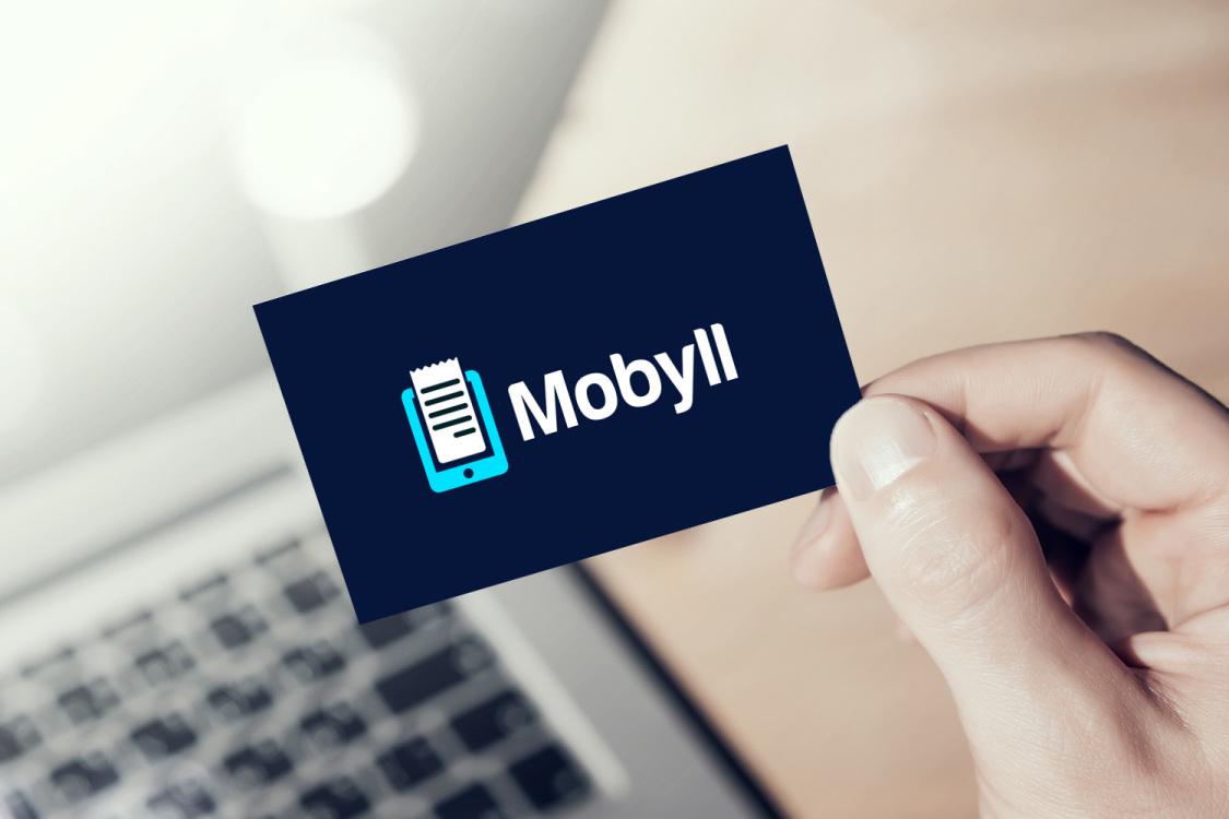 Sample branding #1 for Mobyll