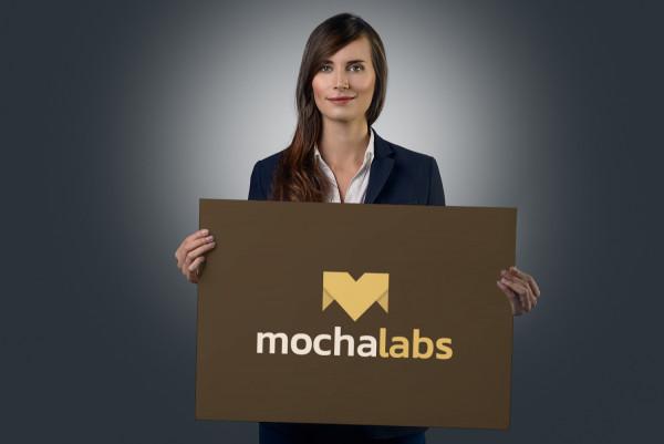 Sample branding #2 for Mochalabs