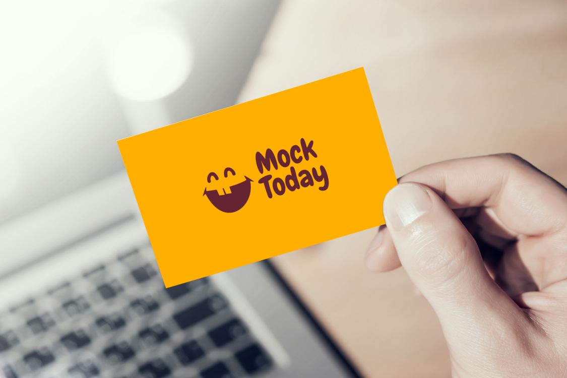 Sample branding #1 for Mocktoday