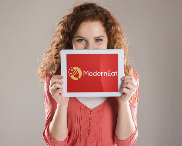 Sample branding #1 for Moderneat