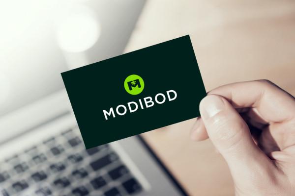 Sample branding #1 for Modibod