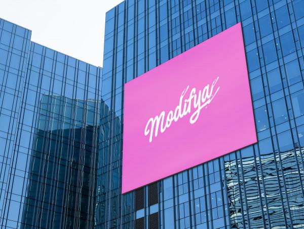 Sample branding #1 for Modifya