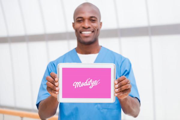 Sample branding #2 for Modifya