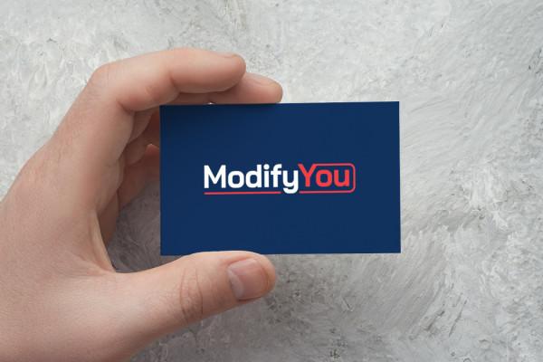 Sample branding #2 for Modifyyou