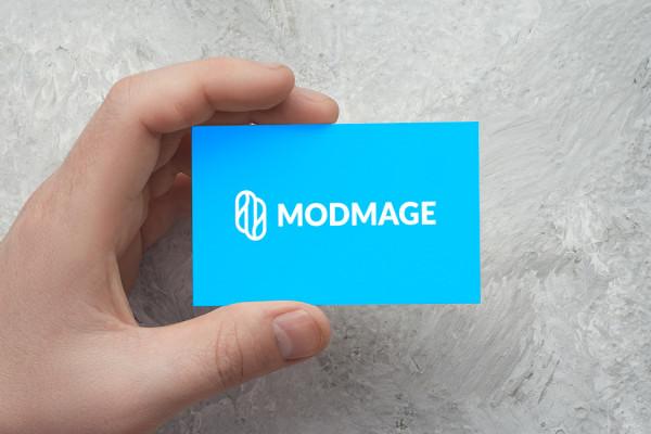 Sample branding #3 for Modmage