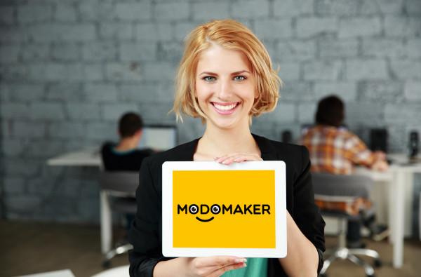 Sample branding #3 for Modomaker