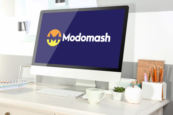 Sample branding #2 for Modomash