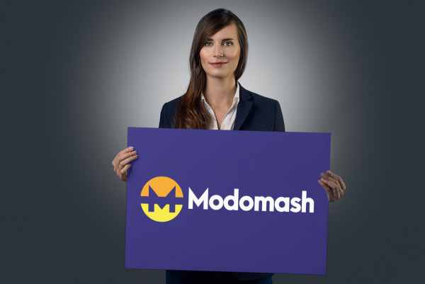 Sample branding #3 for Modomash