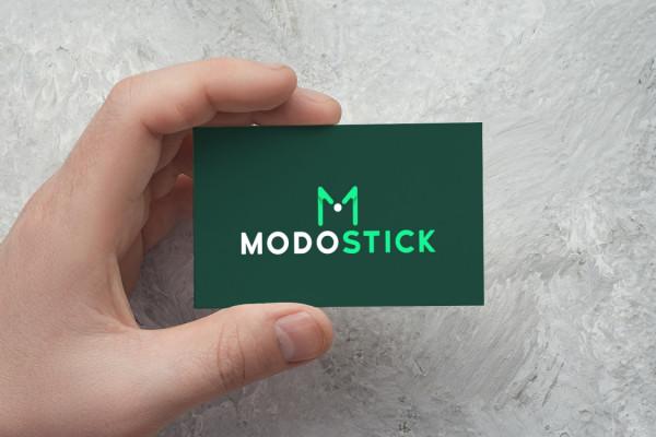 Sample branding #2 for Modostick