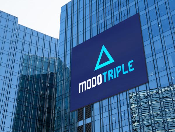 Sample branding #2 for Modotriple