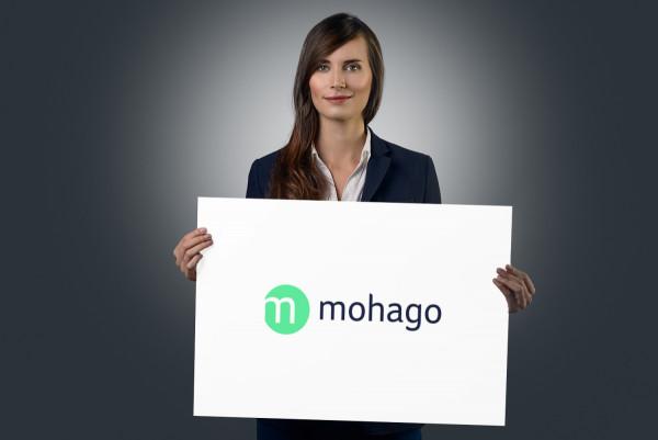 Sample branding #2 for Mohago