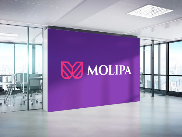 Sample branding #1 for Molipa
