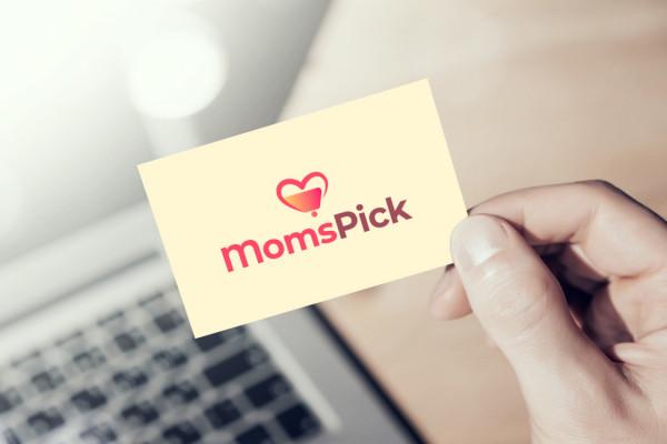 Sample branding #2 for Momspick