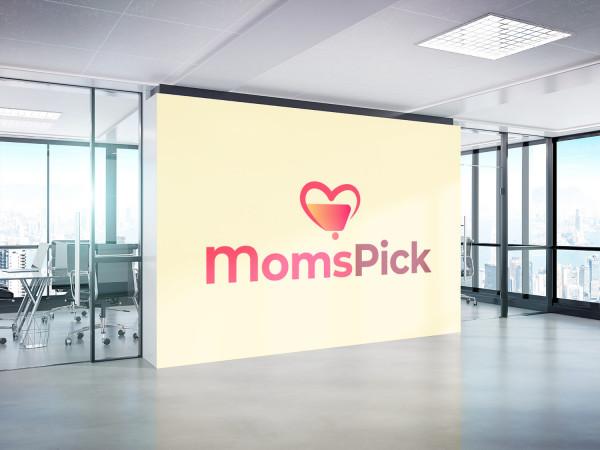 Sample branding #1 for Momspick