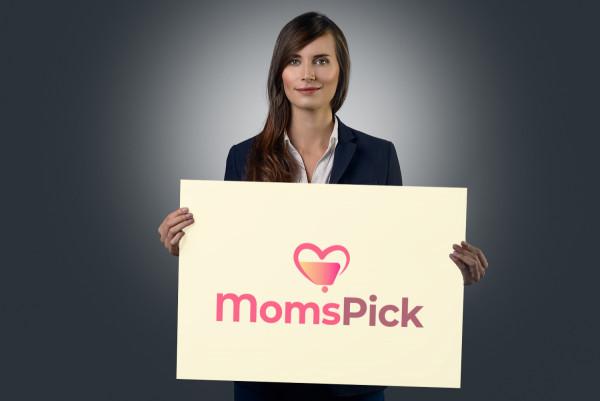 Sample branding #3 for Momspick