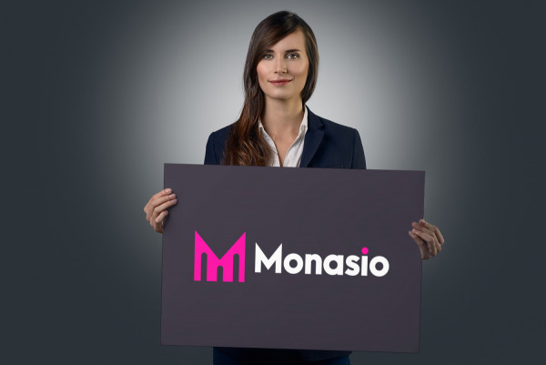 Sample branding #2 for Monasio