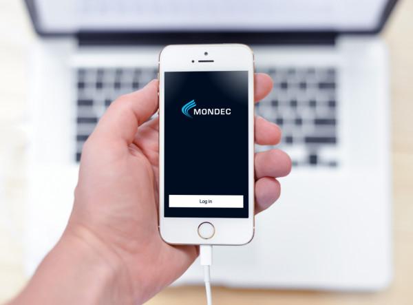 Sample branding #1 for Mondec