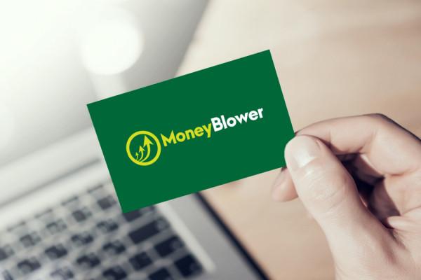 Sample branding #1 for Moneyblower