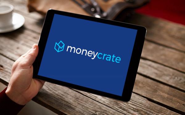 Sample branding #2 for Moneycrate
