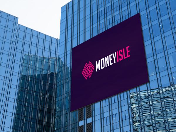 Sample branding #2 for Moneyisle