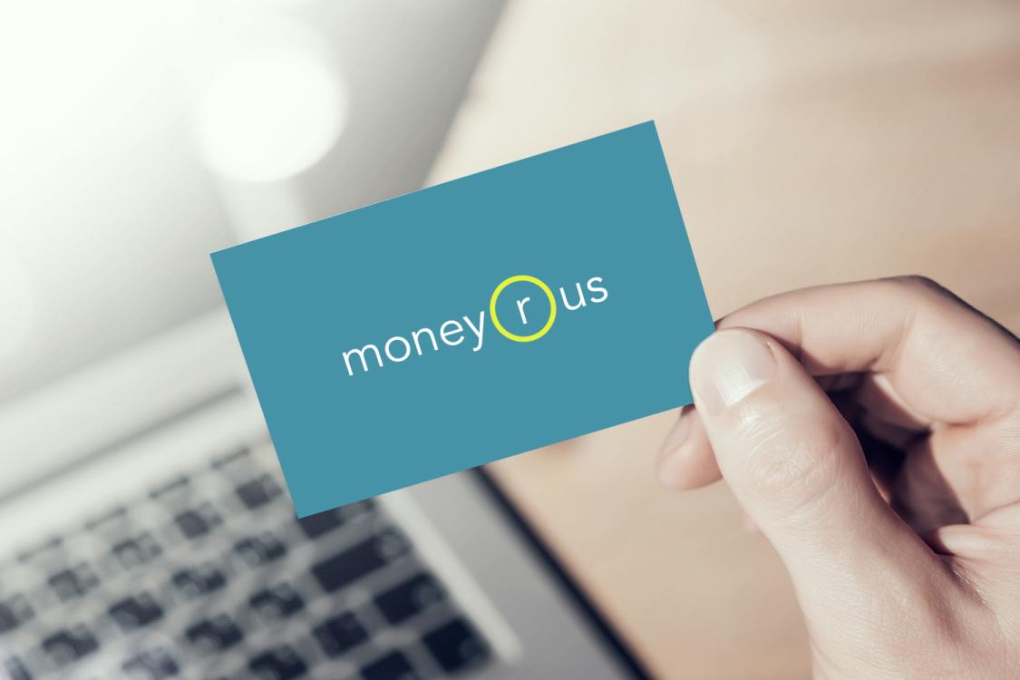 Sample branding #2 for Moneyrus