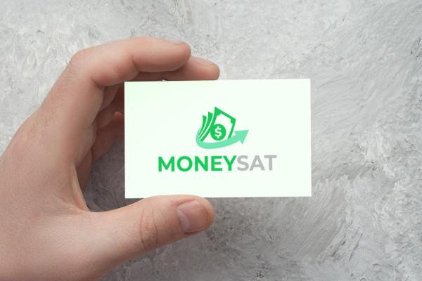 Sample branding #2 for Moneysat