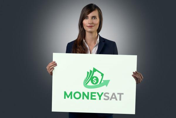Sample branding #3 for Moneysat
