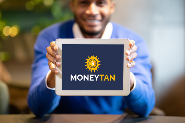 Sample branding #1 for Moneytan