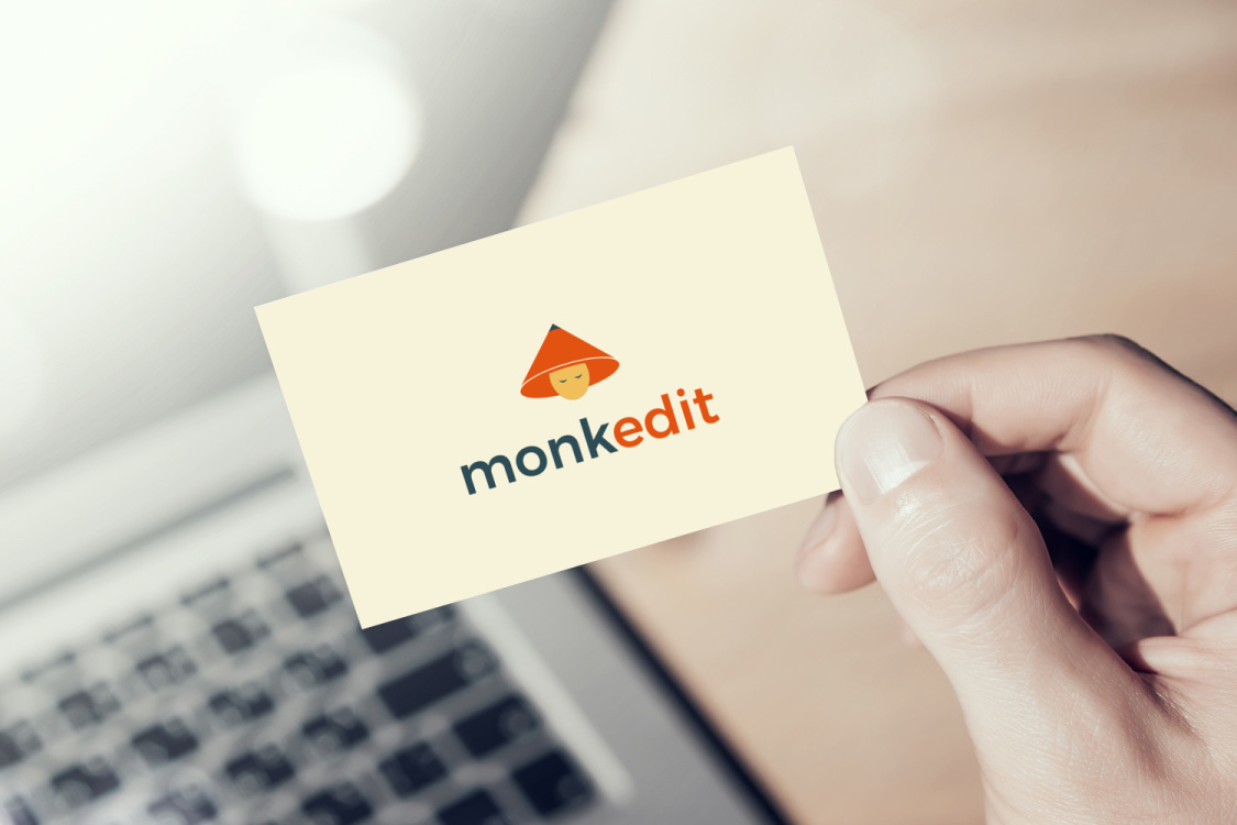 Sample branding #2 for Monkedit
