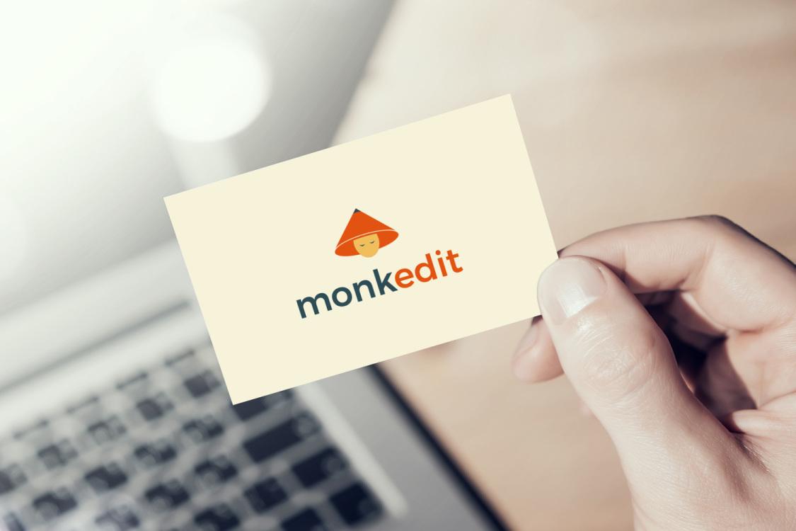 Sample branding #2 for Monkedit