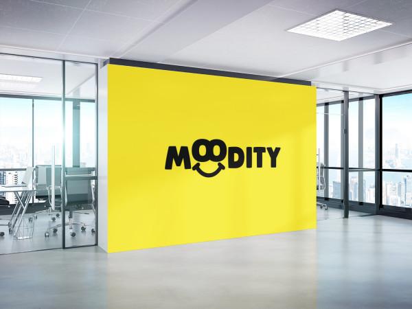 Sample branding #2 for Moodity