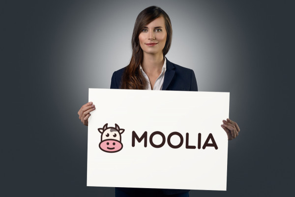 Sample branding #3 for Moolia