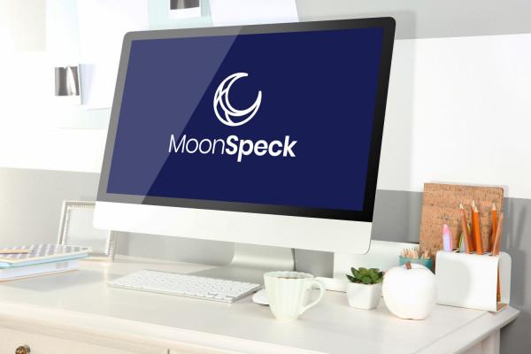 Sample branding #1 for Moonspeck