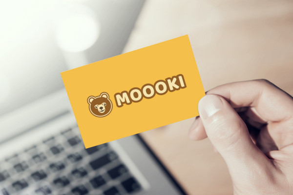 Sample branding #1 for Moooki