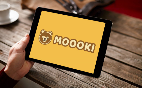 Sample branding #3 for Moooki