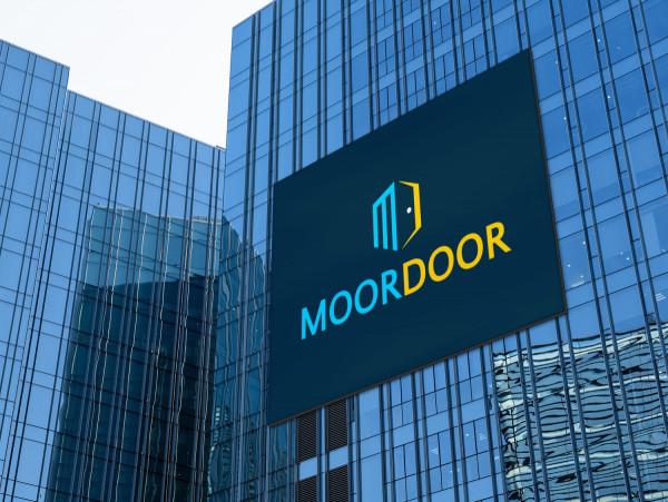 Sample branding #2 for Moordoor