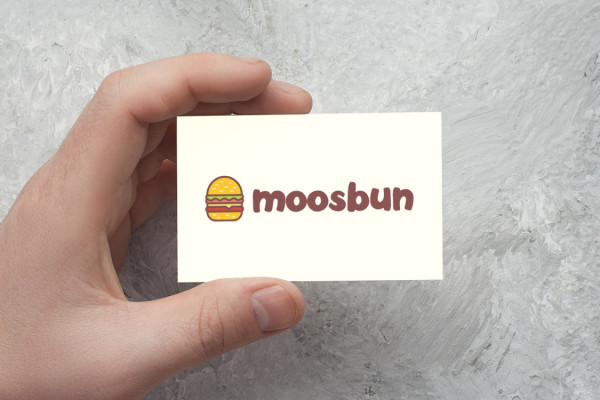 Sample branding #3 for Moosbun