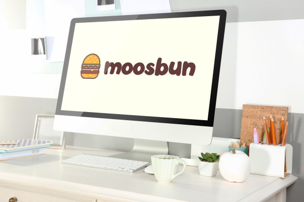 Sample branding #2 for Moosbun