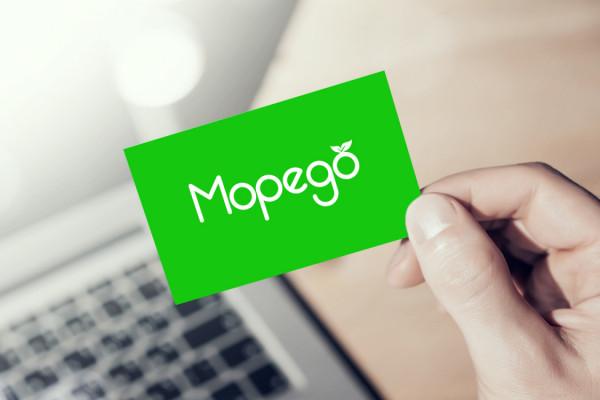 Sample branding #3 for Mopego