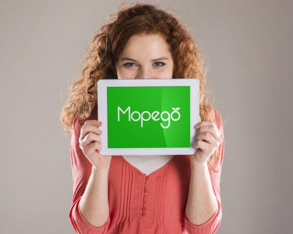 Sample branding #2 for Mopego