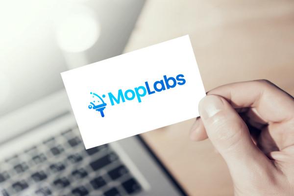Sample branding #2 for Moplabs