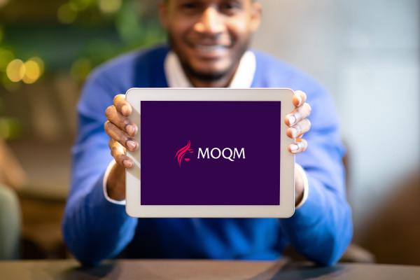 Sample branding #3 for Moqm